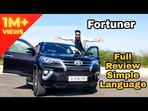 Toyota Fortuner   Fortuner   Review   Hindi   Test Drive   Off Road   2018   VBO Vlogs   SUV   Wow  