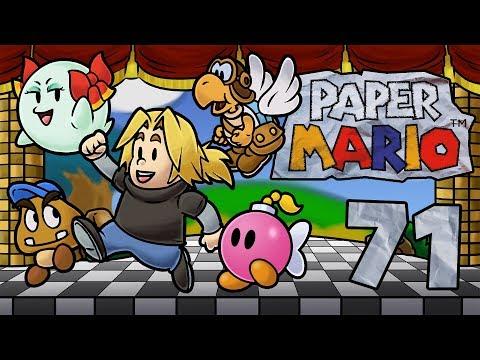 Let's Play Paper Mario [German][#71] - Mekoopalems zahlreiche Gefallen!