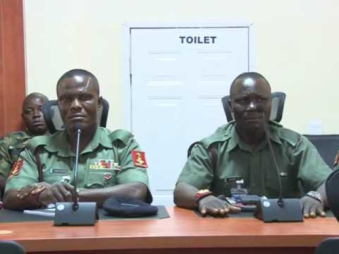 Nigeria Military/NHRC Holds Human Rights Dialogue