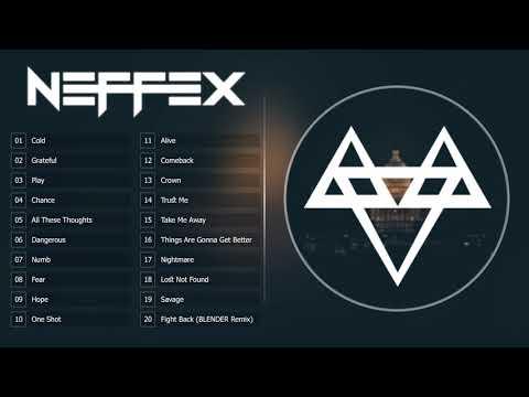 Top 20 songs of NEFFEX 2018 - Best of neffex