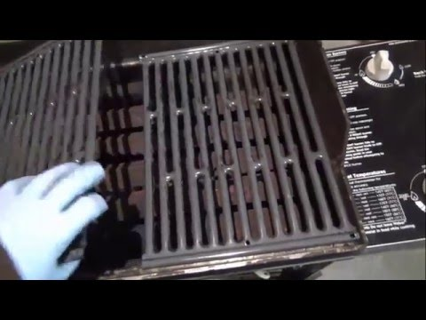 Weber Gas Grill Repair $10.50  and Homemade Flavorizer Bars.