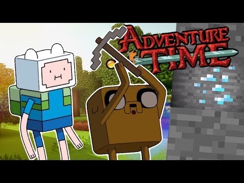 Adventure Times Upcoming MINECRAFT Episode!