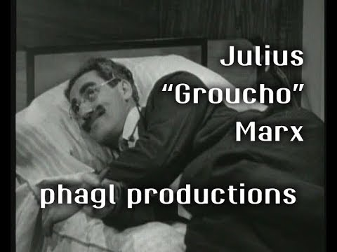 The Wonderful Wit of Groucho Marx