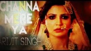 Acha chalta hu - Channa Mereya - Arijit Singh | Ae Dil Hai Mushkil | Ranbir | Anushka | Aishwarya