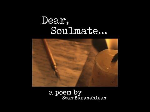 Dear Soulmate - ถึงเนื้อคู่ (Poem by Sean Buranahiran)