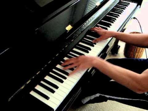 You're Beautiful - James Blunt Piano Cover (with Sheet Music)