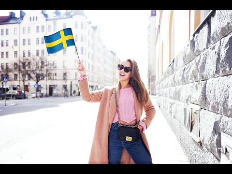 MY FIRST SWEDISH VLOG! - (with English subtitles)