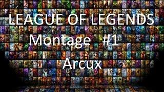 League Of Legends Montage #1