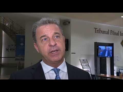 Interview de Serge Brammertz, procureur du Tribunal pénal international pour l'ex-Yougoslavie