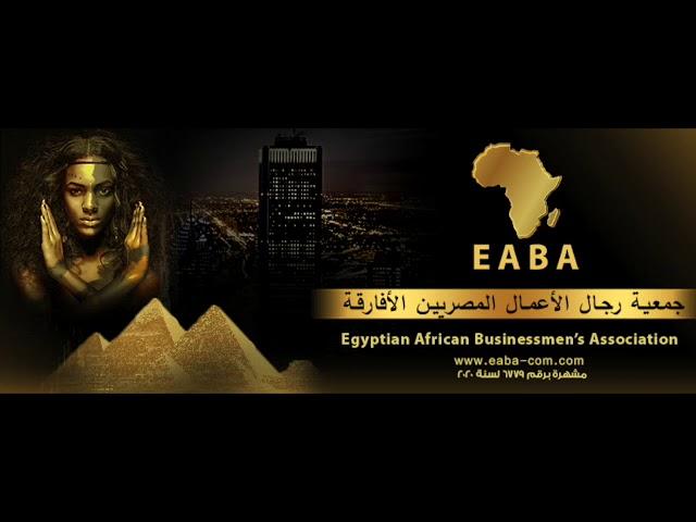 لقاء جمعية رجال الاعمال المصريين الأفارقه في الاذاعه المصريه حول مؤتمر النقل