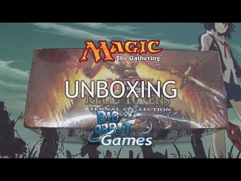 Magic The Gathering: Eldritch Moon Weapons and Wards Intro Deck Unboxing from YouTube · Duration:  16 minutes 19 seconds