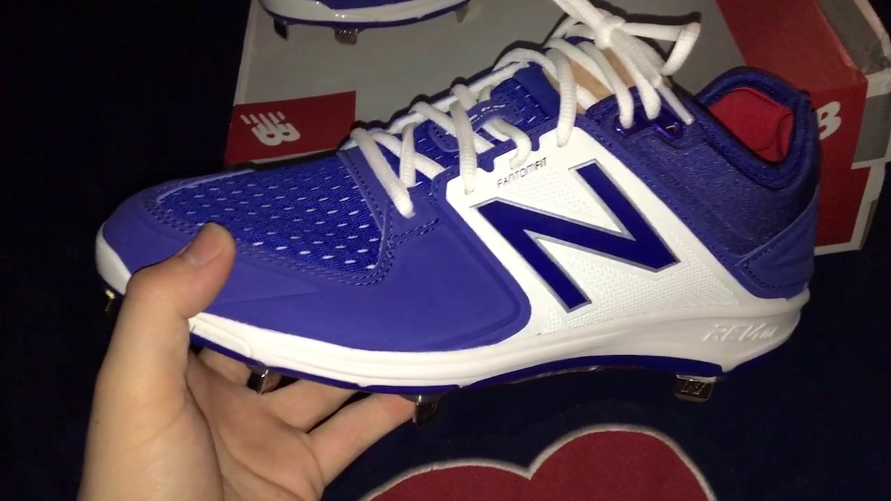 3eec4cfb215 New Balance 3000v3 low metal cleats (First look) - YouTube
