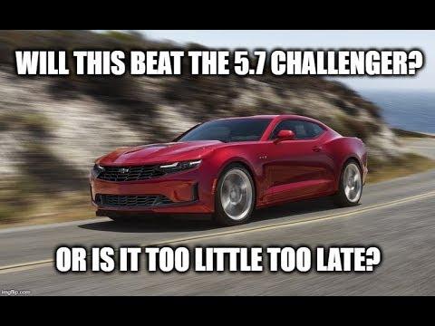 2020 Camaro LT1 | Will the new CHEAP V8 Camaro be worth buying?