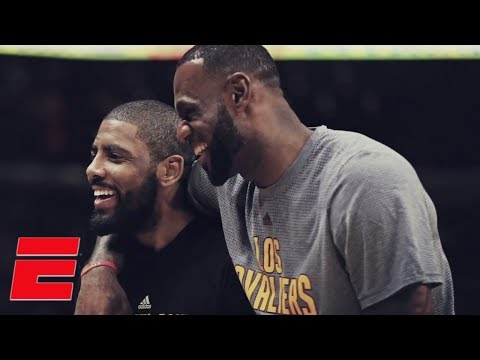 Kyrie Irving trade severs one-two punch with LeBron James in Cleveland | ESPN