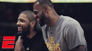 Kyrie Irving trade severs one-two punch with LeBron James in Cleveland   ESPN