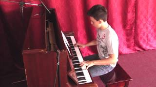 Kevin Cordero - Minuet en Jazz