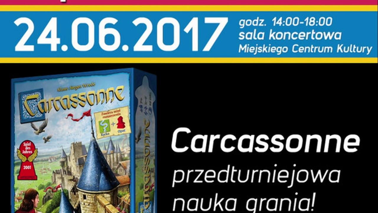 TKB – Sobota z planszówkami – 23.06.2017