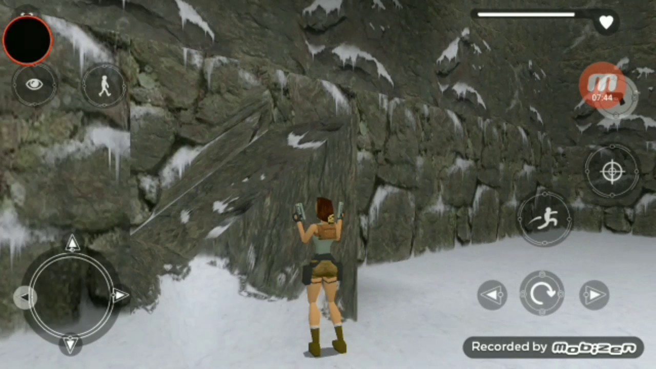 Tomb Raider 1 Classic Gameplay Android Youtube