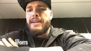 UFC's Allen Crowder Forgives Greg Hardy For Violent Knee, It Wasn't Dirty | TMZ Sports