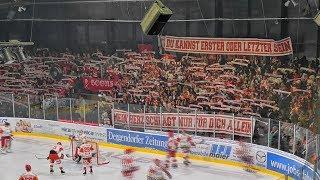 SONDERZUG: DEL2 | 32. Spieltag | Deggendorfer SC - ETC Crimmitschau