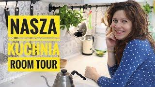 Nasza NOWA KUCHNIA room tour   kuchnia w aneksie