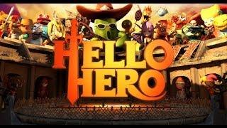 Эпичная RPG для Android - Hello Hero.