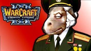 Затяжная война warcraft 3