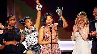 Кинозвёзды получают награды и... критикуют Трампа