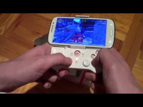 Анбоксинг и обзор android джойстика Ipega и инструкция по его настройке чз программу Game Keyboard