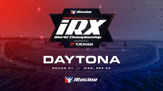 iRacing Rallycross presented by Yokohama | Round 1 at Daytona International Speedway