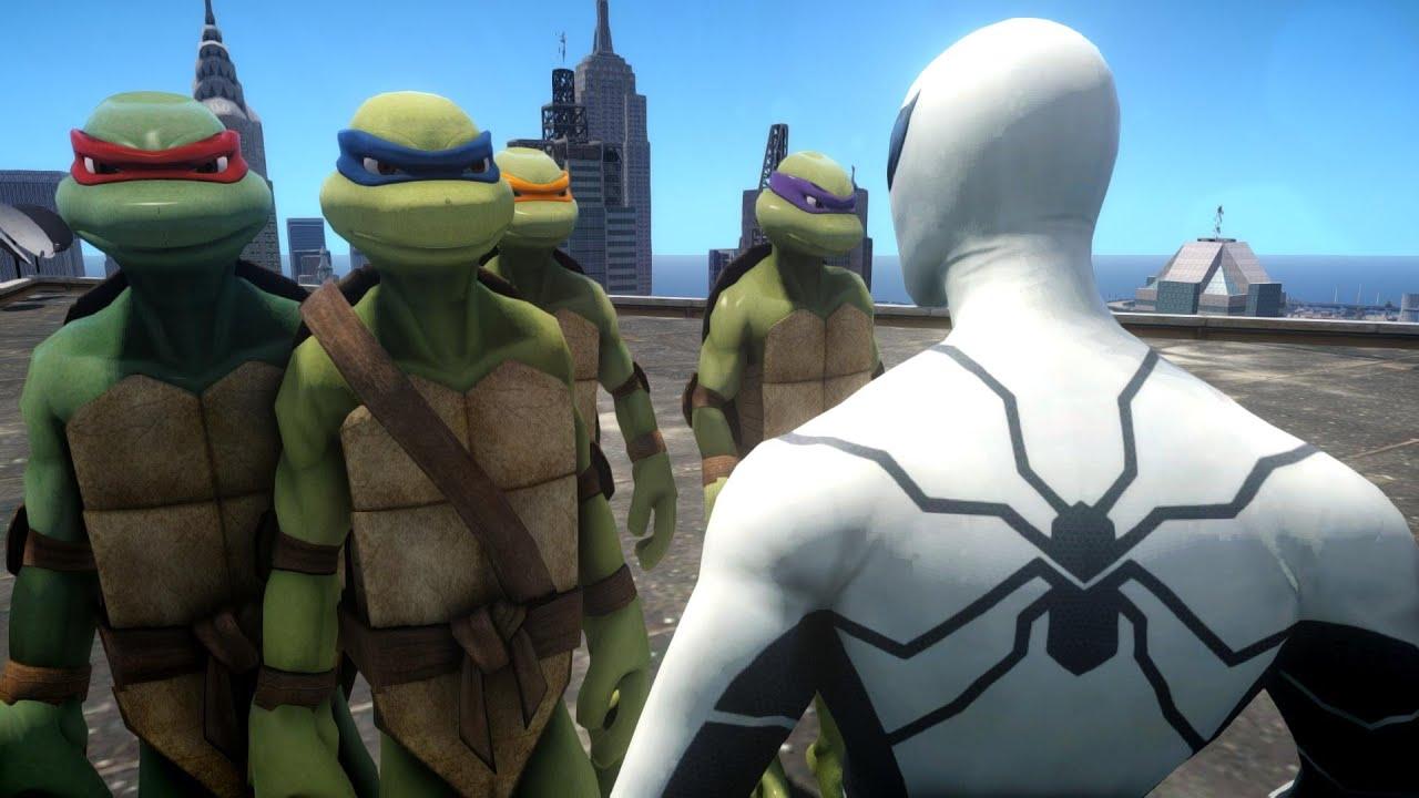 ninja turtle live wallpaper