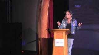 Minobimaatisiiwin - the good life | Winona LaDuke | TEDxSitka