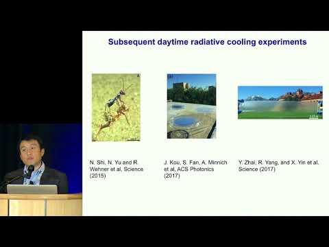 Shanhui Fan: Electromagnetic Waves for Energy | GCEP Symposium – October 18, 2017