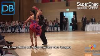 Last Call with DanceBeat! WDSF Pro European Cup Latin! Debrecen 2017