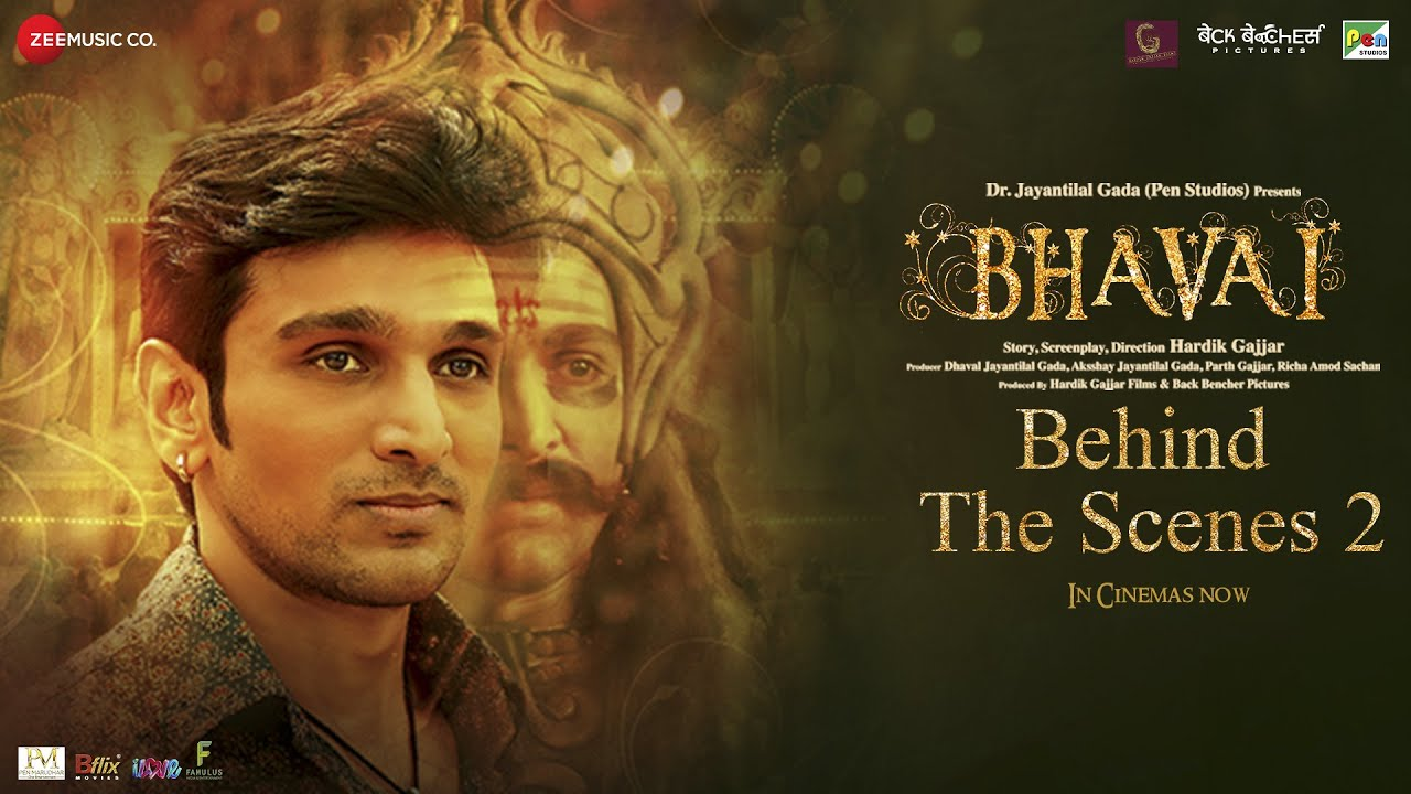 Bhavai - Behind The Scenes 2   Pratik G, Aindrita R   Hardik G   Pen Studios   22nd Oct