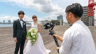 DJI - RONIN-S WEDDING VIDEOGRAPHY with SONYα7