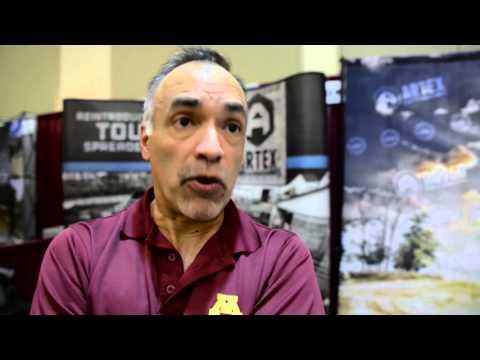 Alfredo Artex interview