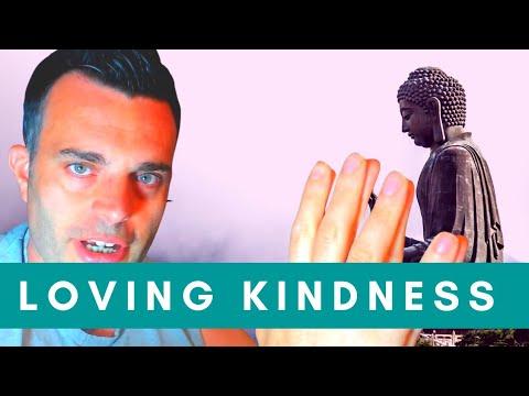 Loving kindness Meditation Tutorial--Learn Buddhist Metta