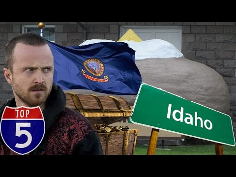 Top 5 Strange Facts About Idaho