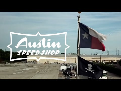 A Message From Austin Speed Shop | Stromberg Presents