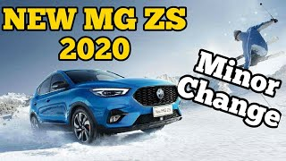 NEW MG ZS 2020 (Minor Change) Let's take a look