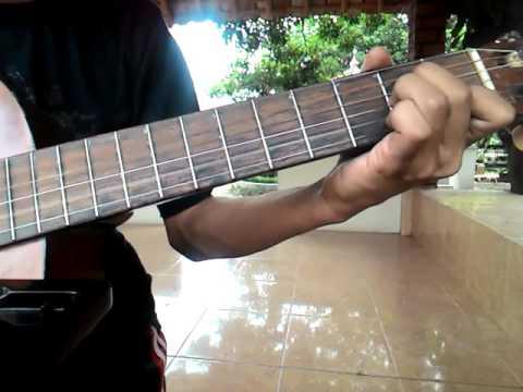 AKB48/JKT48 - Nakinagara Hohoende 'guitar'