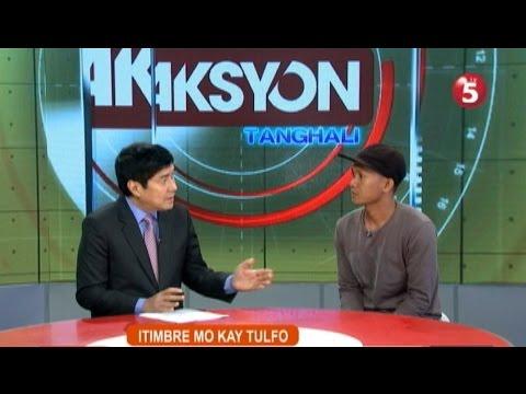 Itimbre | Rescuer sa Southern Leyte, kinailangang magpasaklolo habang naka-duty