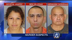 3 arrested in connection with Corpus Christi's most recent murder