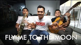 Fly Me To The Moon - Alif Satar Cover