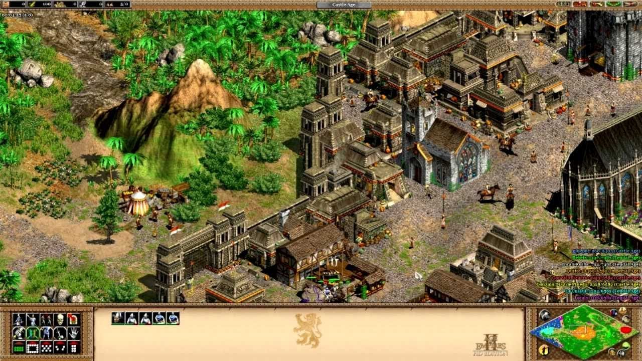 age of empires ii hd the forgotten download full version