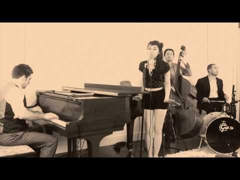 Call Me Maybe - Vintage 1927 Music Video / Carly Rae Jepsen Cover Feat. Robyn Adele Anderson