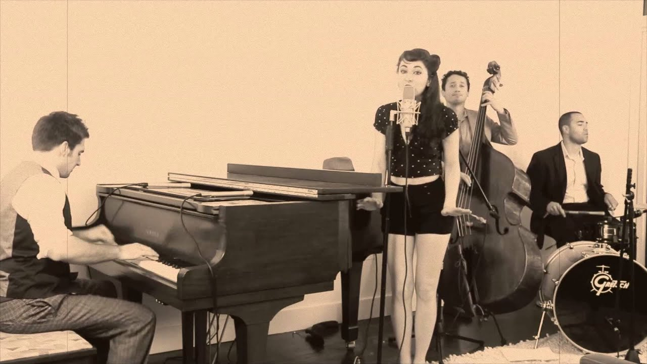 Call Me Maybe - Vintage 1927 Music Video / Carly Rae Jepsen Cover ...