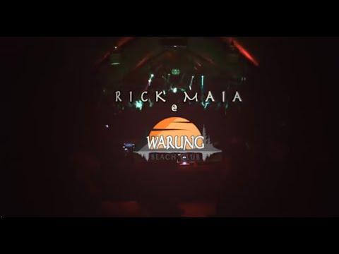 Rick Maia Live @ Warung (2h30m)
