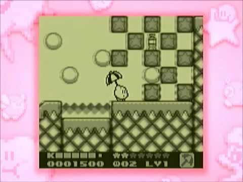 Kirby's Dream Collection: Special Edition-All First Levels (1/2)